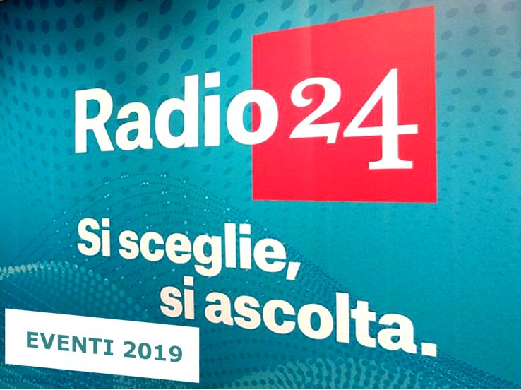 RADIO 24 IN FIERA
